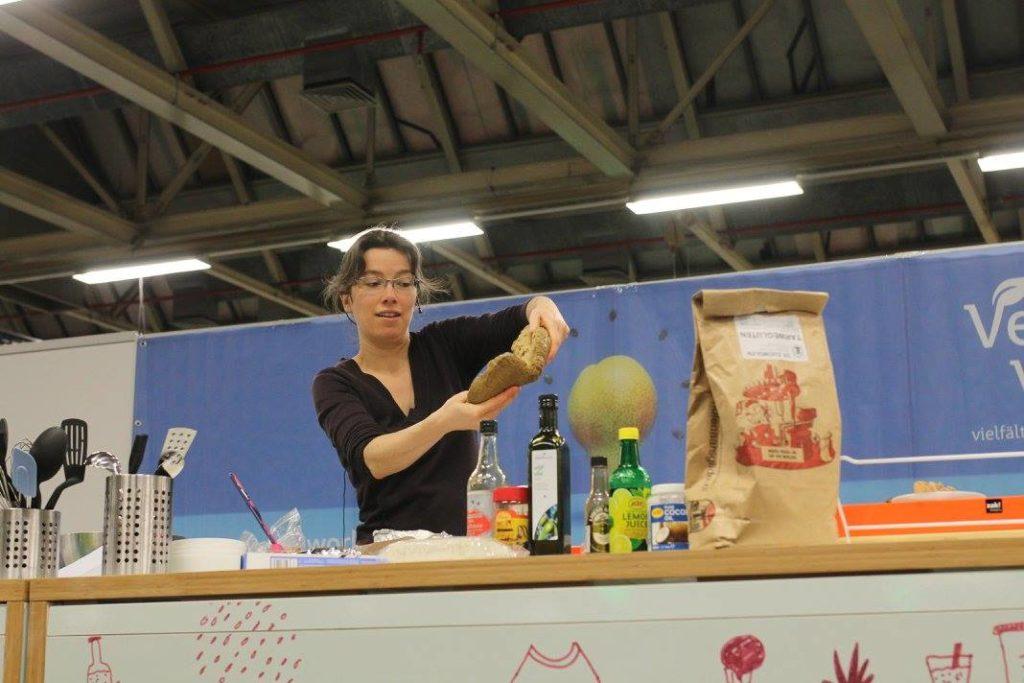 Martine van Haperen kookdemo workshop