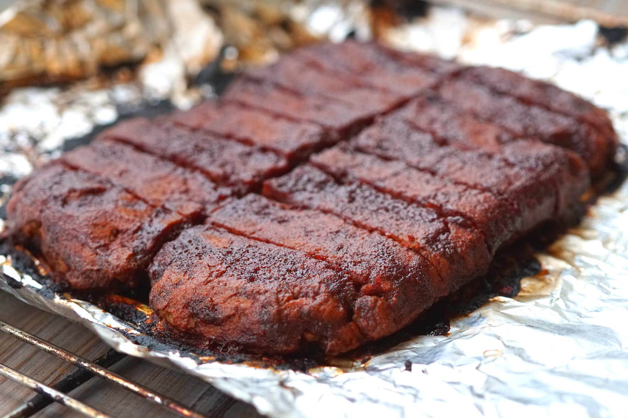 Seitan vegan ribs horeca advies productontwikkeling