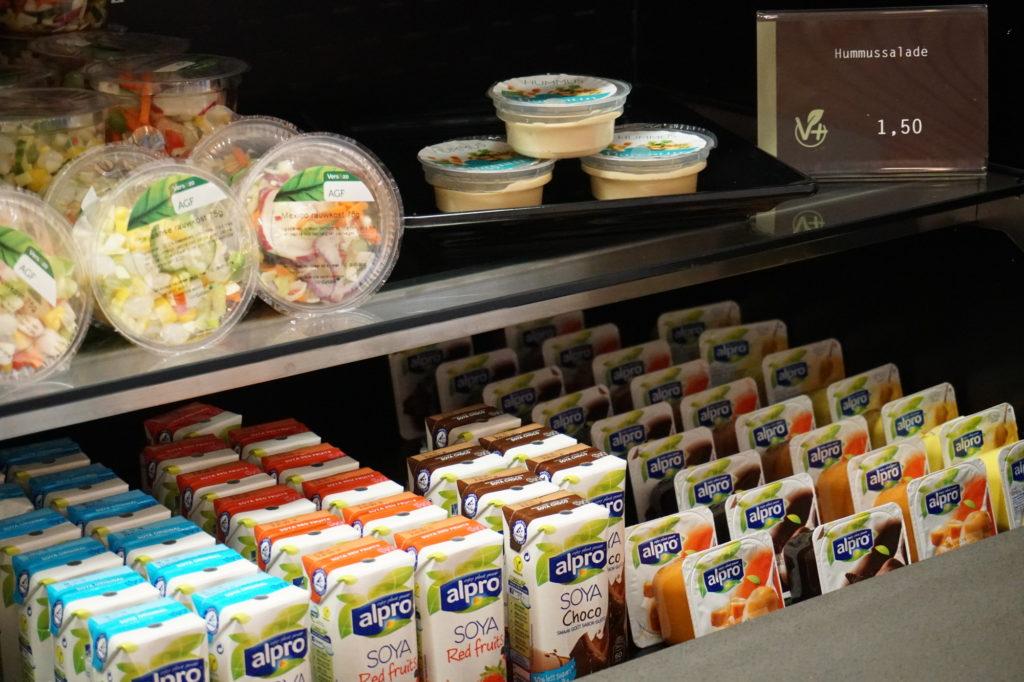 Vegan catering advies Universiteit Leiden