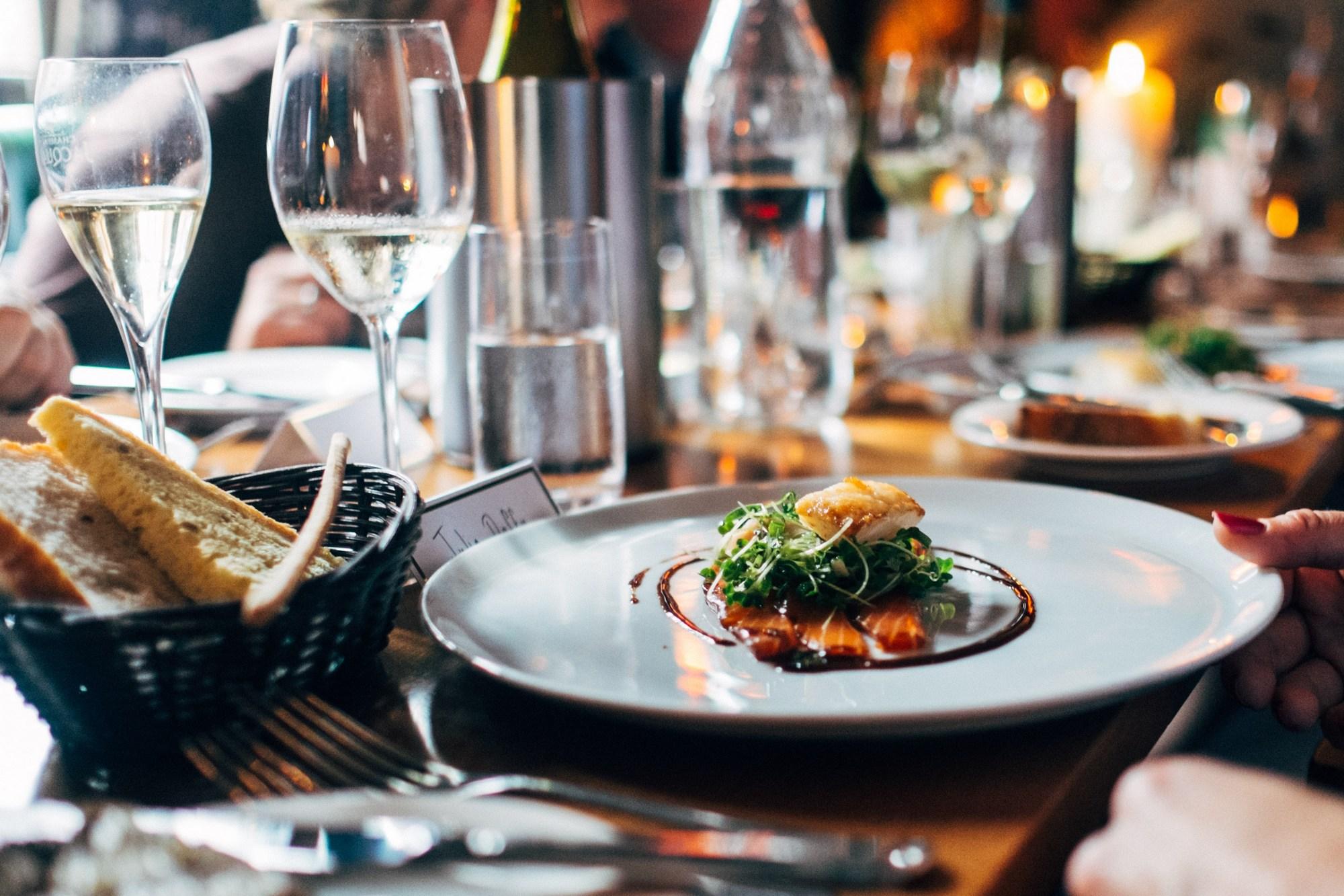 Horeca restaurant catering advies vegan