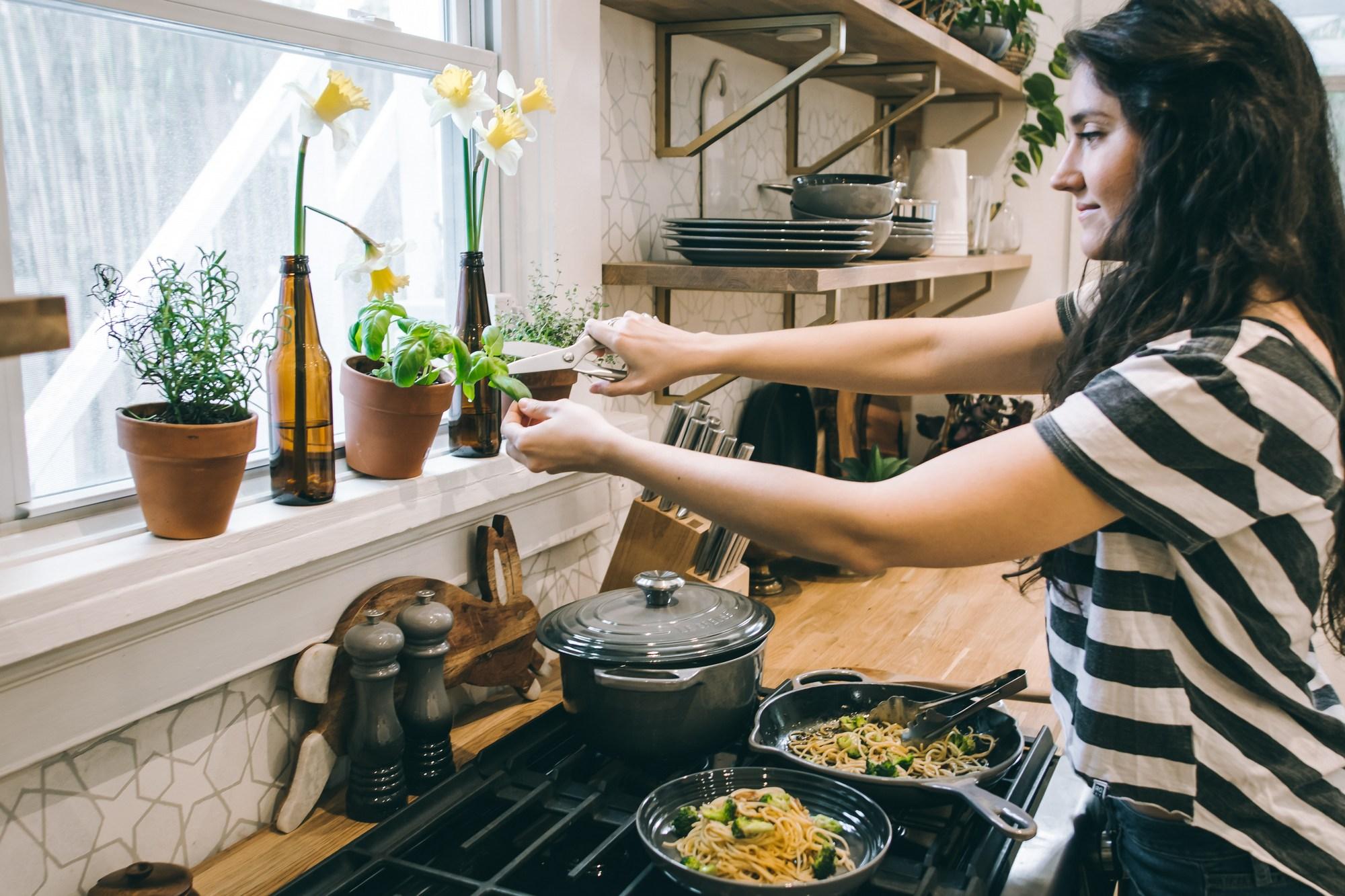 Voedingsadvies gezond koken