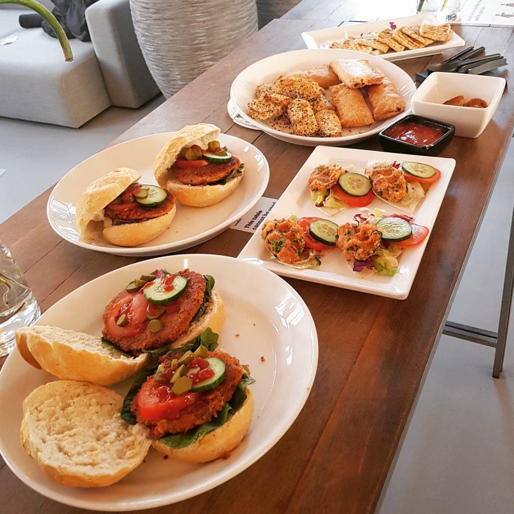 Vegan horeca catering workshop